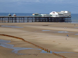 North Pier, Blackpool