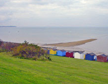Whitstable Street, from Tankerton Hill