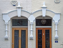 52 and 54 Festing Road, Putney