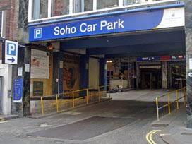 Soho Car Park