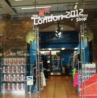 London 2012 shop