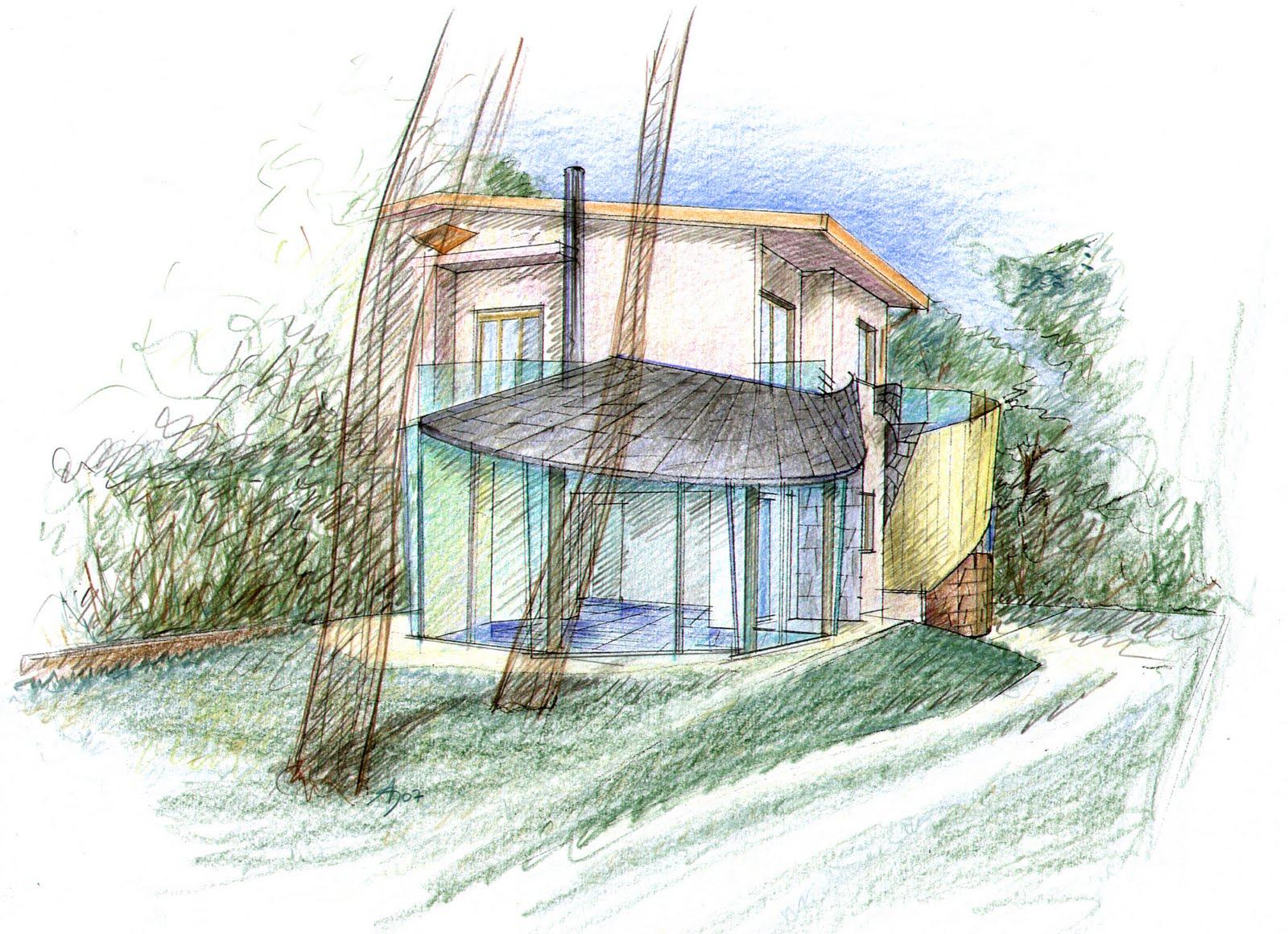 Vent 39 anni di disegni dell 39 arch antonio saporito - Affittare una casa al mare ...