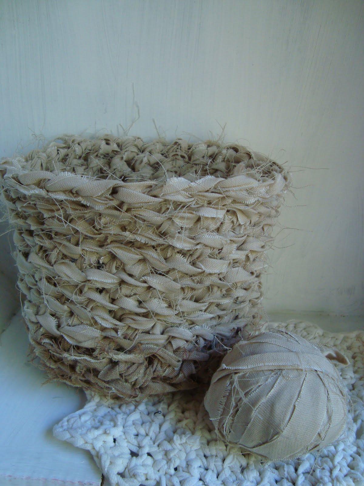 Crochet Fabric : YUNIKO STUDIO: FABRIC CROCHET