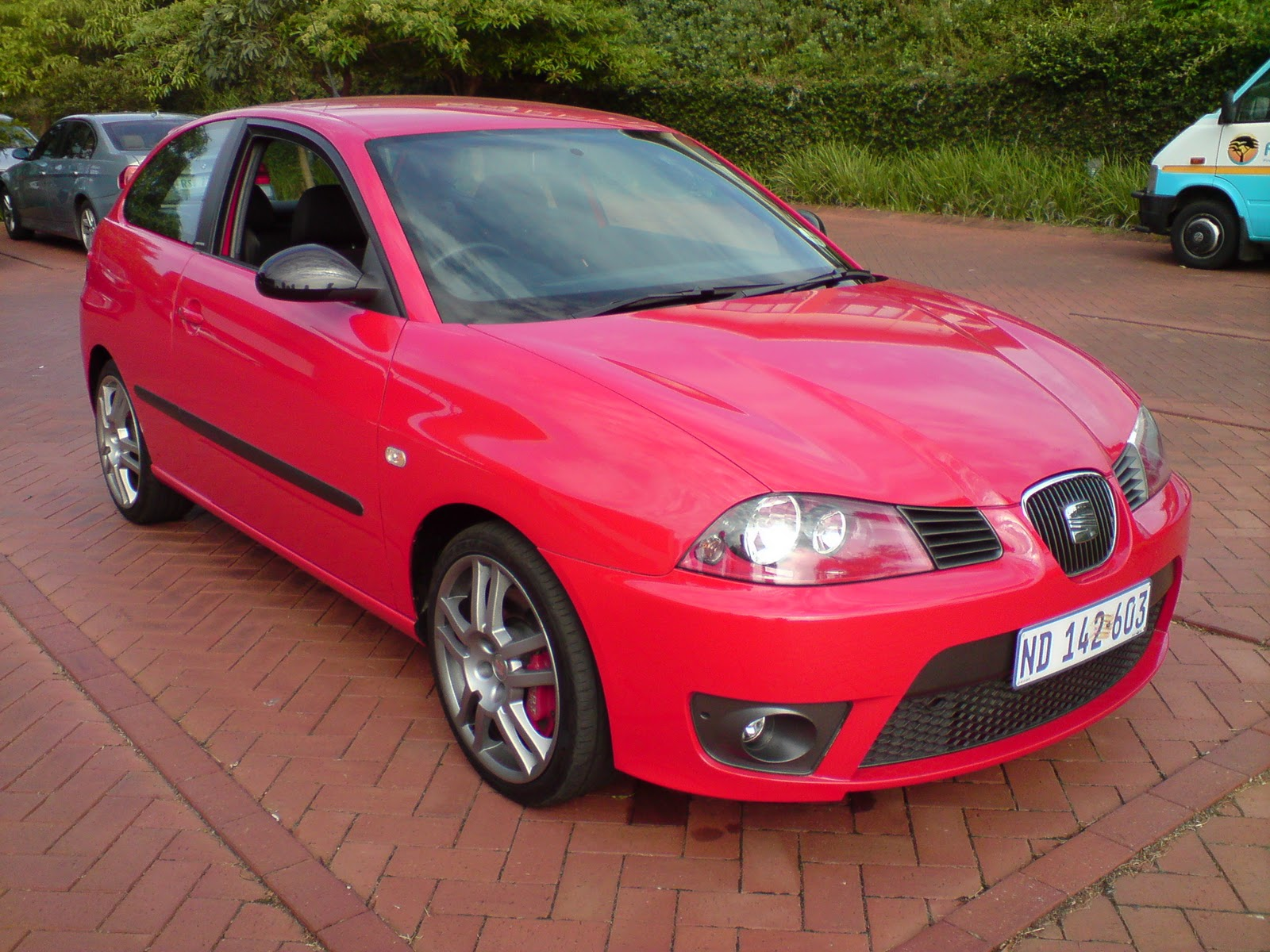 seat ibiza cupra 2008 driveza. Black Bedroom Furniture Sets. Home Design Ideas