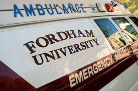 Fordham University EMS