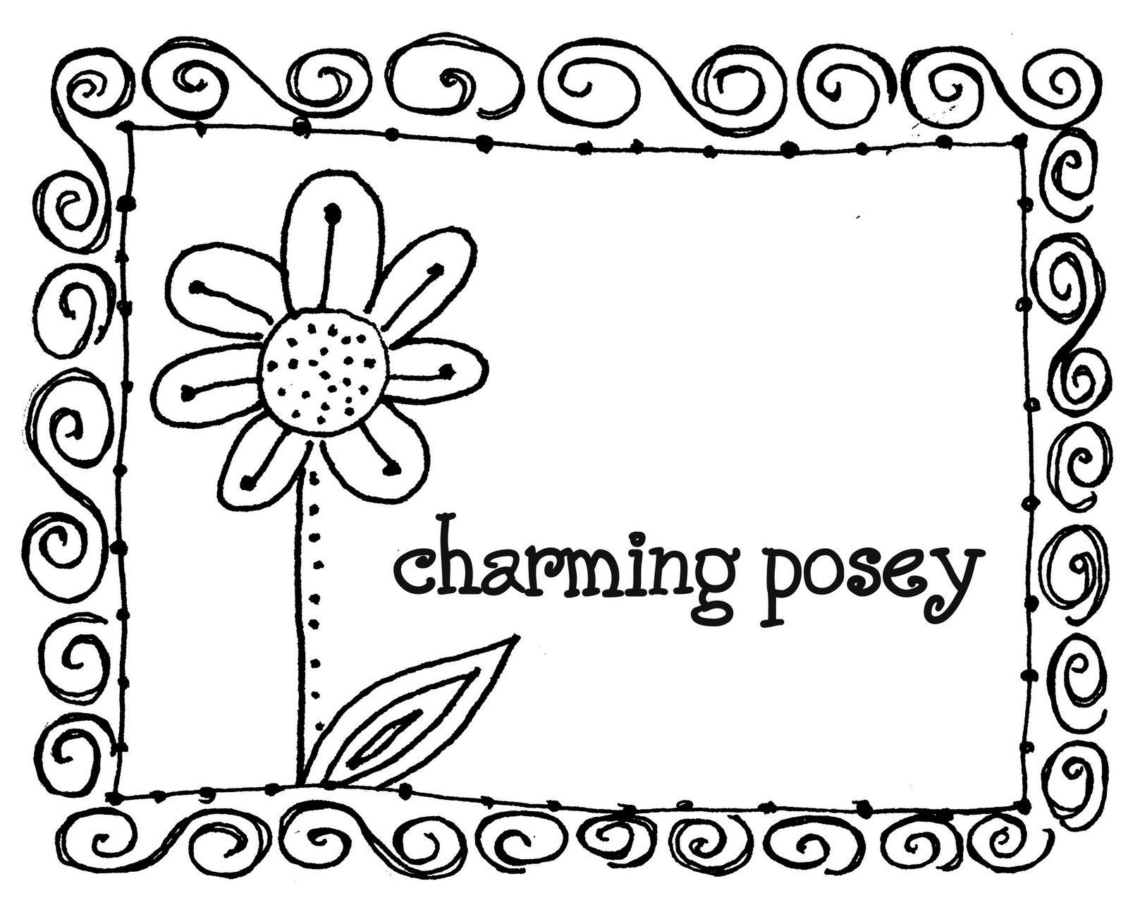Charming Posey