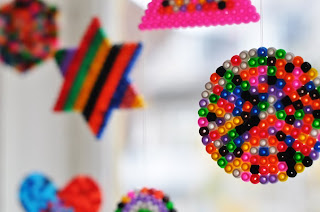 ornament crafts for kids with beads