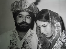 Anandeep's parents