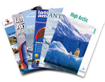 Expedition Cruise Brochures - Get them all!