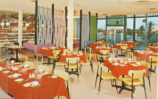 A Typical Guest Room At The Charter House Hotel In 1962