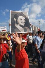 """El """"Che"""" hoy en Cuba"""