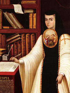 a review of satira filosofica a poem by sor juana ines de la cruz She was born juana inés de asbaje y ramírez de santillana in san miguel nepantla (now called nepantla de sor juana inés de la cruz in her honor) near mexico cityshe was the illegitimate child of a spanish captain, pedro manuel de asbaje, and a criolla woman, isabel ramírez her father, according to all accounts, was absent from her life she was baptized 2 december 1651 and described on.