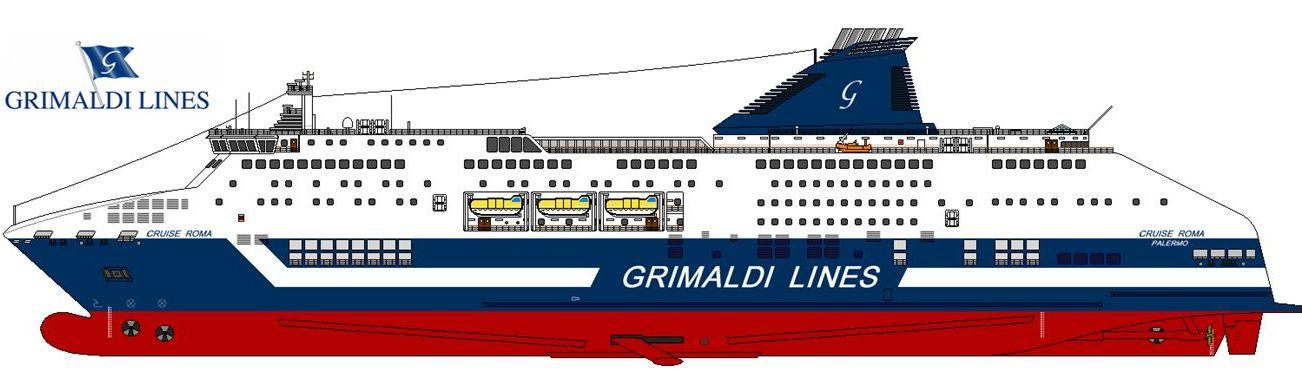 progetto cruise roma pazzo per il mare