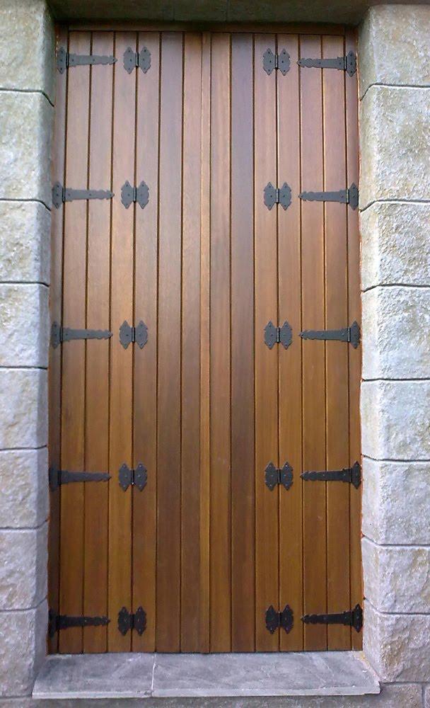 Carpinter a exterior en villan a muebles cansado - Carpinteria exterior ...