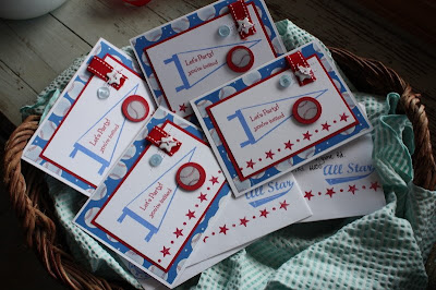 mish mash all star birthday invitations