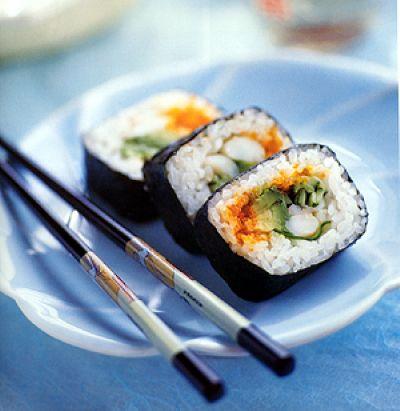 japanese foods - SUSHI