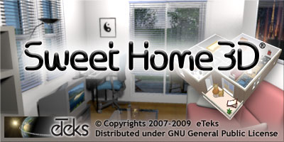 Usuariodebian sweet home 3d dise o de interiores for Sweet home 3d cuisine