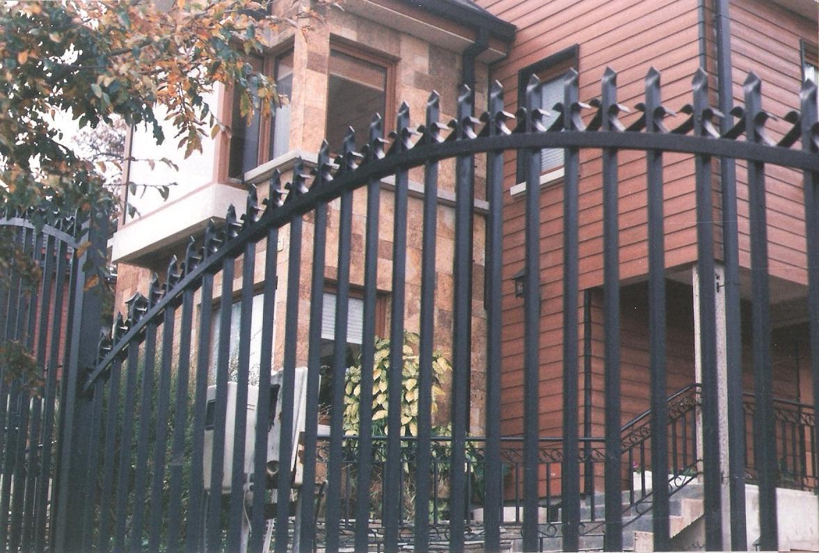 Arcos hogar rejas y protecciones - Rejas exteriores ...