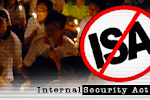 Say No to ISA!