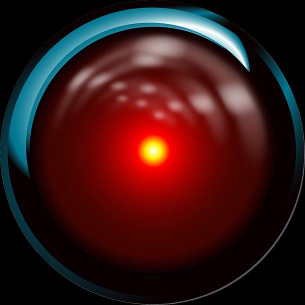 Intelligence artificielle - Page 2 Hal9000eye
