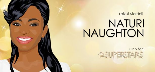 naturi naughton 3lw. Naturi Naughton on Stardoll