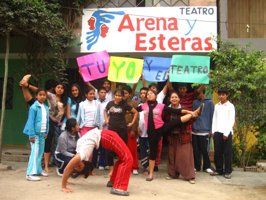 Tú, Yo y el Teatro