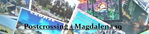 Postcrossing - Magdalena19