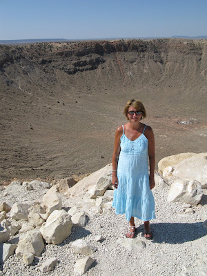 Meteor+crater+arizona+plane+crash