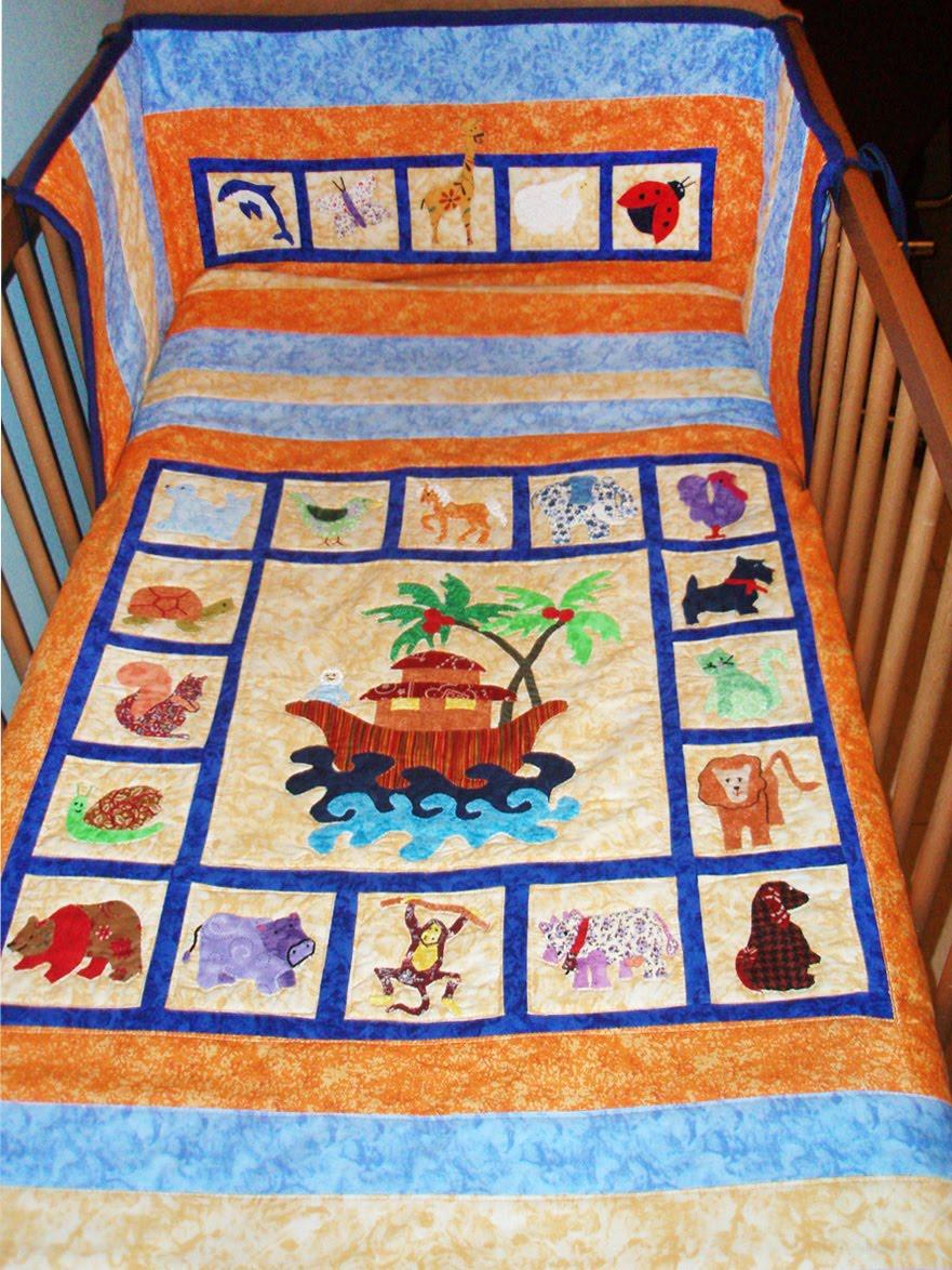 Dise osexclusivos colchas infantiles - Colchas patchwork infantiles ...