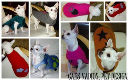 Cães Vadios, Pet Design - Atelier de roupa para cão