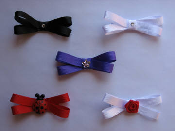 Embellished Bow