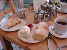 Olde Bakehouse Tearoom near Stanway, England