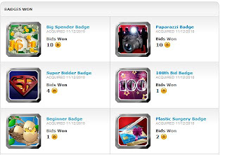 Quibids badges