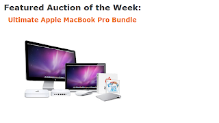 Quibids Featured Auction of the Week
