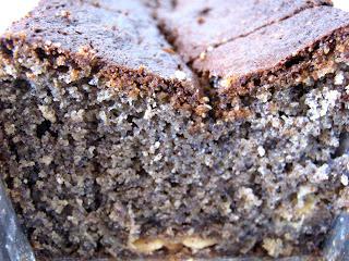 עוגת פרג שוקולד לבן