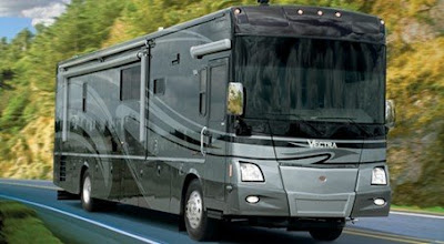 Yours for only $291,000: The Winnebago Vectra