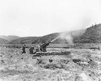 артиллерия в Корее