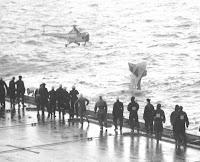 самолет затонул