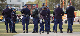 Australia - police