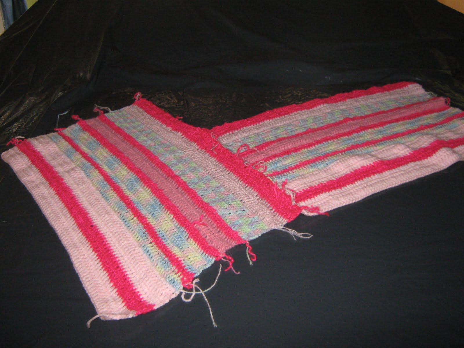 poncho con rectangulos poncho con rectangulos tejiendo estoy poncho. Black Bedroom Furniture Sets. Home Design Ideas