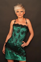 hannah spearritt knickerless