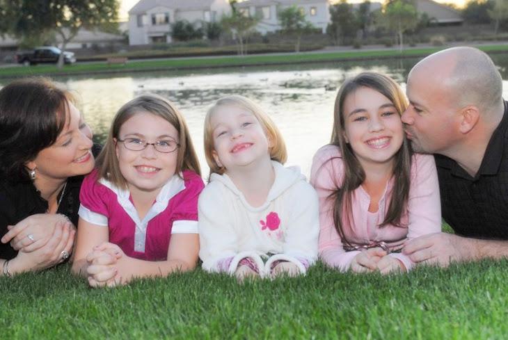 Mommy, Ashley, Brooklyn, Jessica, Daddy