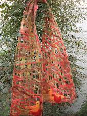 Bird scarf