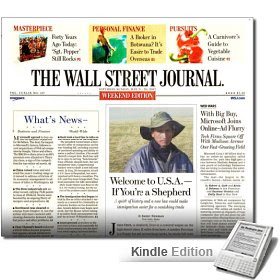 wall street journal books review