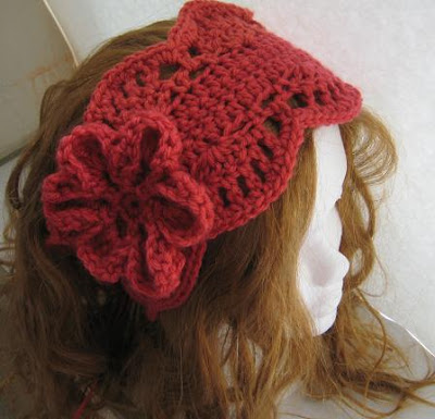 Crochet Patterns Head Warmers : HEADBAND EAR WARMER CROCHET PATTERN CROCHET PATTERNS