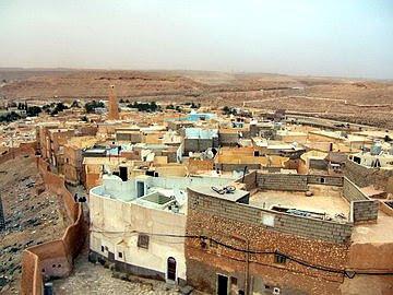 Alžir Panorama+grada+02