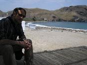 """Playa de """" las negras """" Almería."""