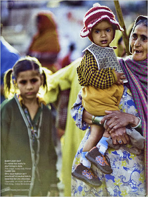 Vogue India August 2008