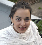Iranian photojournalist Newsha Tavakolian