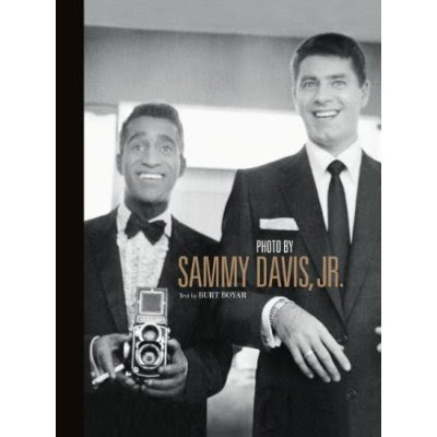 Book Cover, Photography by Sammy Davis Jr.